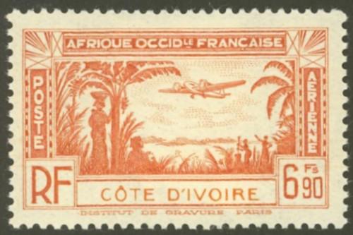 Côte d'Ivoire  -  Elfenbeinküste 17610