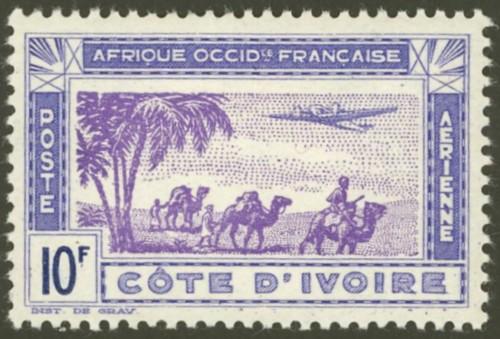 Côte d'Ivoire  -  Elfenbeinküste 19110