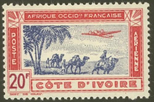 Côte d'Ivoire  -  Elfenbeinküste 19210