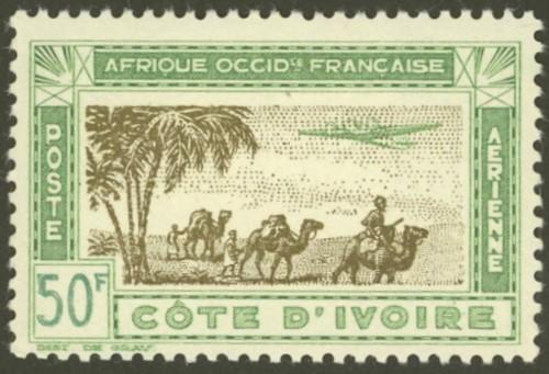 Côte d'Ivoire  -  Elfenbeinküste 19310