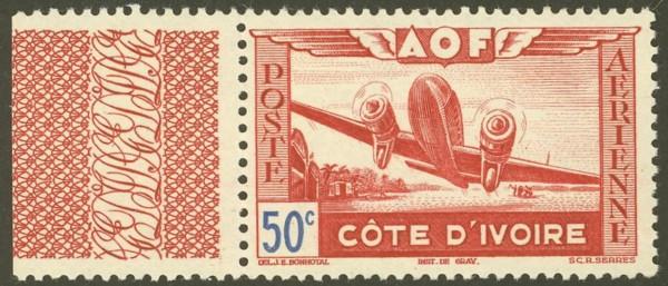 Côte d'Ivoire  -  Elfenbeinküste 194_li10