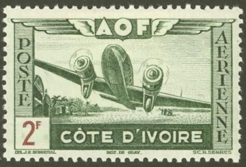 Côte d'Ivoire  -  Elfenbeinküste 19610