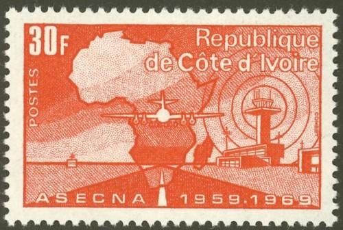 Côte d'Ivoire  -  Elfenbeinküste 35310