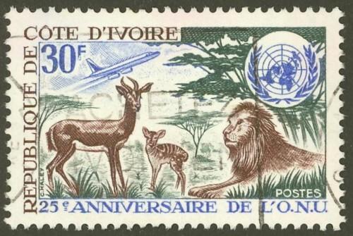 Côte d'Ivoire  -  Elfenbeinküste 36310
