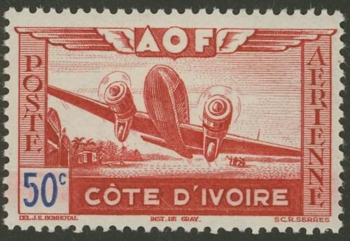 Côte d'Ivoire  -  Elfenbeinküste 50_c10