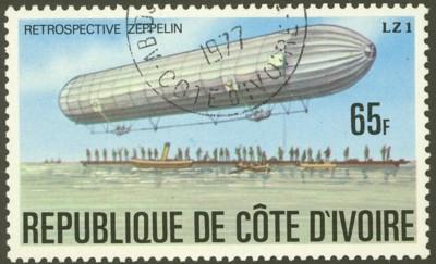 Côte d'Ivoire  -  Elfenbeinküste 51810