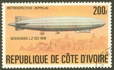 Côte d'Ivoire  -  Elfenbeinküste 52010