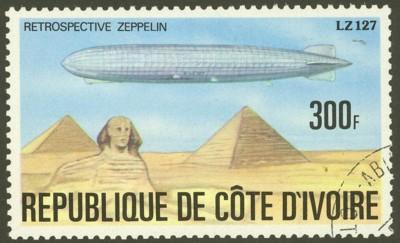 Côte d'Ivoire  -  Elfenbeinküste 52110