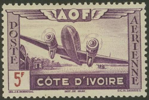Côte d'Ivoire  -  Elfenbeinküste 5_f10