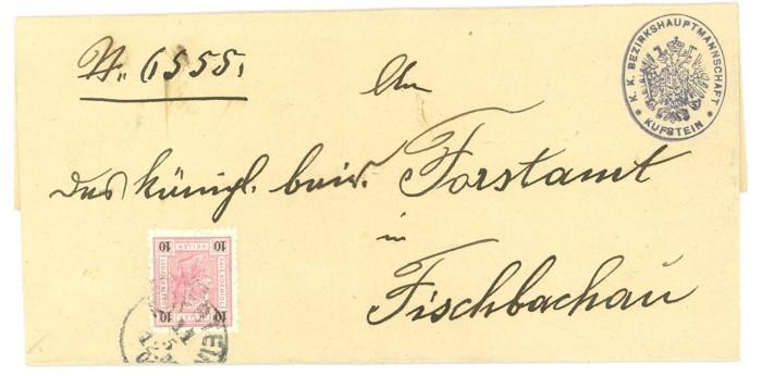Österreich - Alte Briefe Alter_10