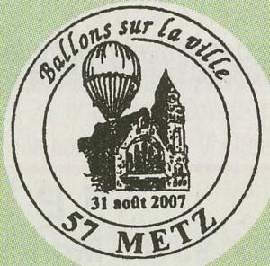 Motiv Ballonfahrt Ballon12