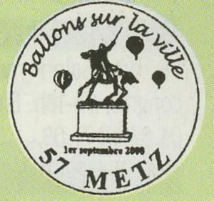 Motiv Ballonfahrt Ballon13