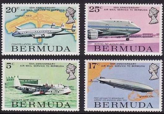kawa's Luftpostsammlung - Seite 3 Bermud10