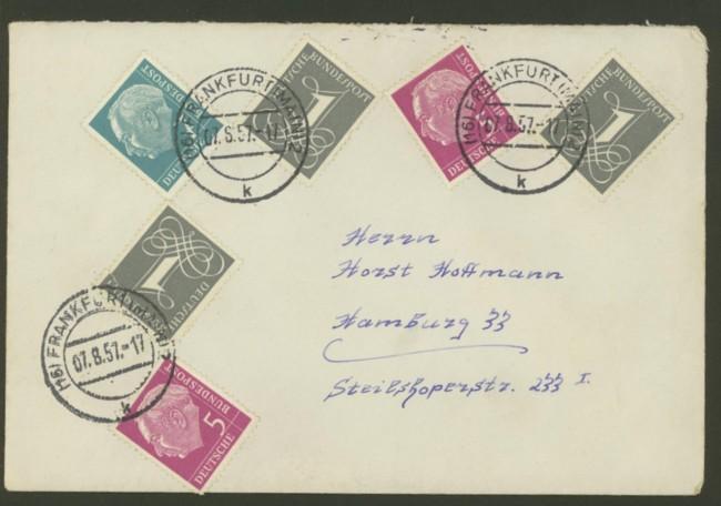Briefe Bundesrepublik Deutschland Brd_sp10