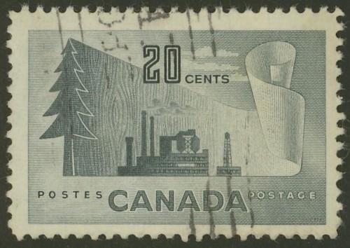 Holzwirtschaft / Holzverarbeitung Canada14