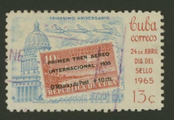 Marke auf Marke Cuba_110