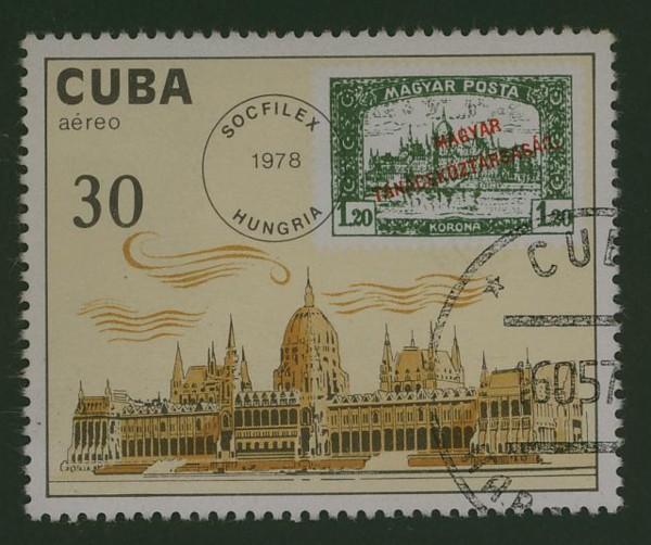 Marke auf Marke Cuba_410