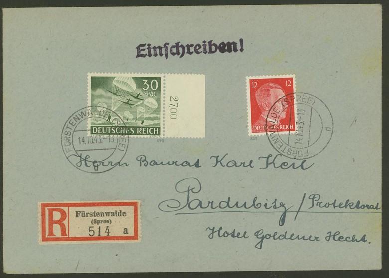 Reizvolle Briefe des Deutschen Reichs Dr_110