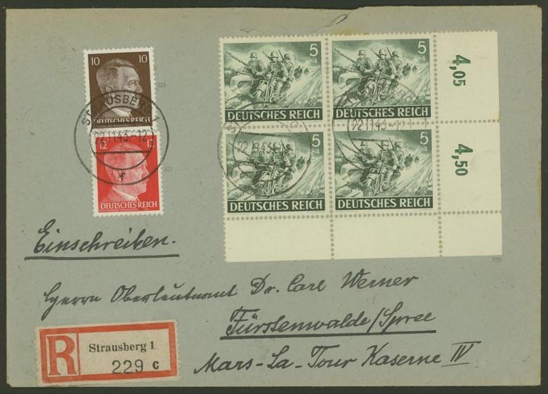Reizvolle Briefe des Deutschen Reichs Dr_210