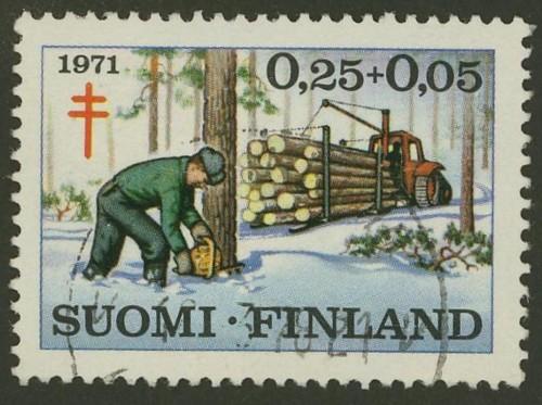 Holzwirtschaft / Holzverarbeitung Finnla13