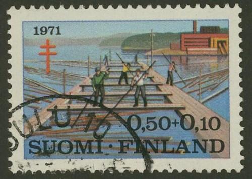 Holzwirtschaft / Holzverarbeitung Finnla15