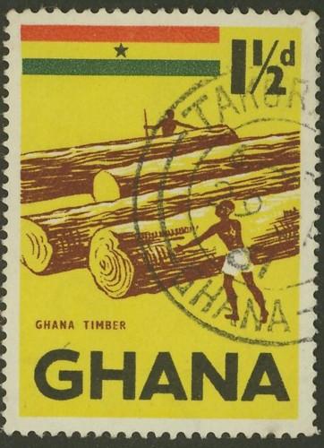 Holzwirtschaft / Holzverarbeitung Ghana_10