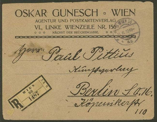 Inflation in Österreich - Belege - 1918 bis 1925 Infla_10