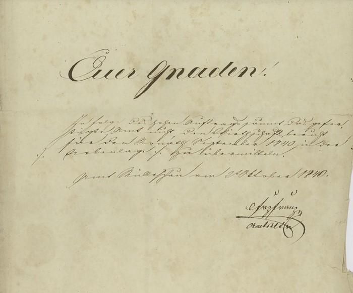 Vorphilatelie Österreich  -   Briefe aus der Vormarkenzeit Lobosi13