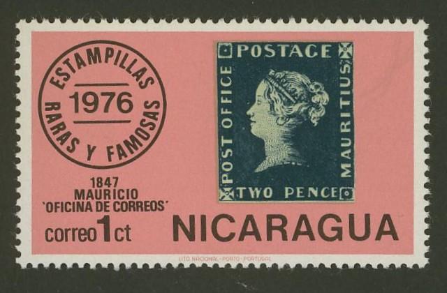 Marke auf Marke Nicara10