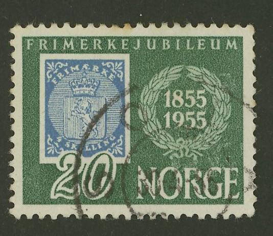 Marke auf Marke Norweg10