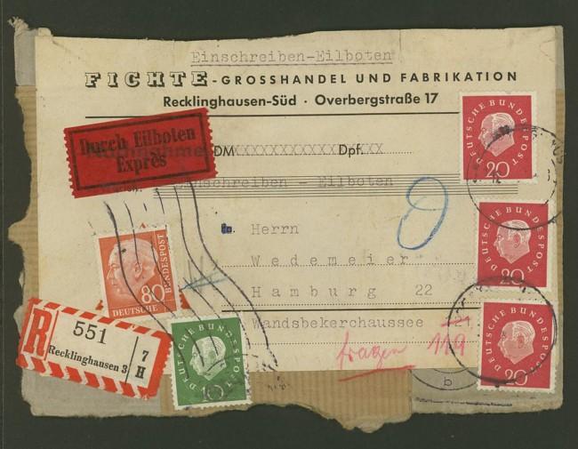Päckchenadresse Packch10