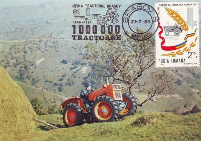Traktoren und andere Landmaschinen Rumani10