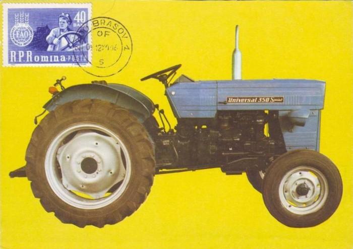 Traktoren und andere Landmaschinen Rumani11
