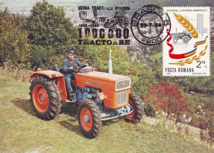 Traktoren und andere Landmaschinen Rumani12