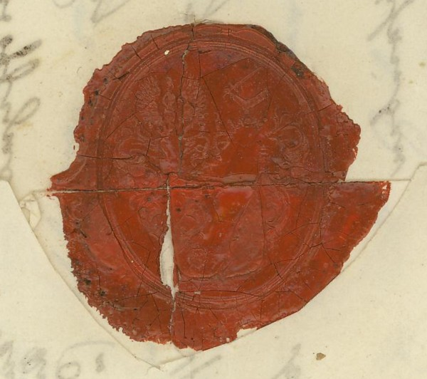 Vorphilatelie Österreich  -   Briefe aus der Vormarkenzeit Sambor12