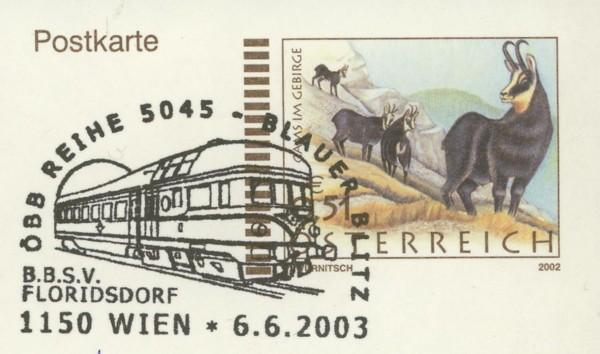 Motiv Eisenbahn im Stempel Stpl_w10