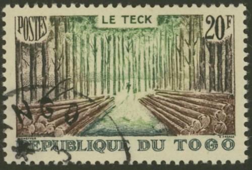 Holzwirtschaft / Holzverarbeitung Togo_210
