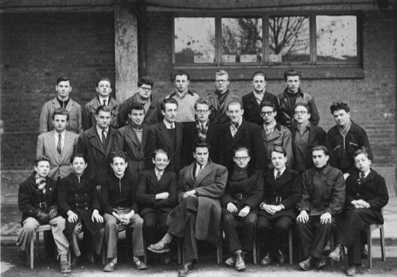 Le Collège Moderne & Technique - Lycée Roosevelt - REIMS Colleg10