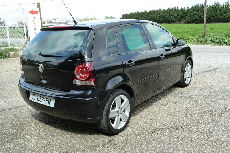 Ma nouvelle voiture  POLO 9N3 TDI 101cv P1030510