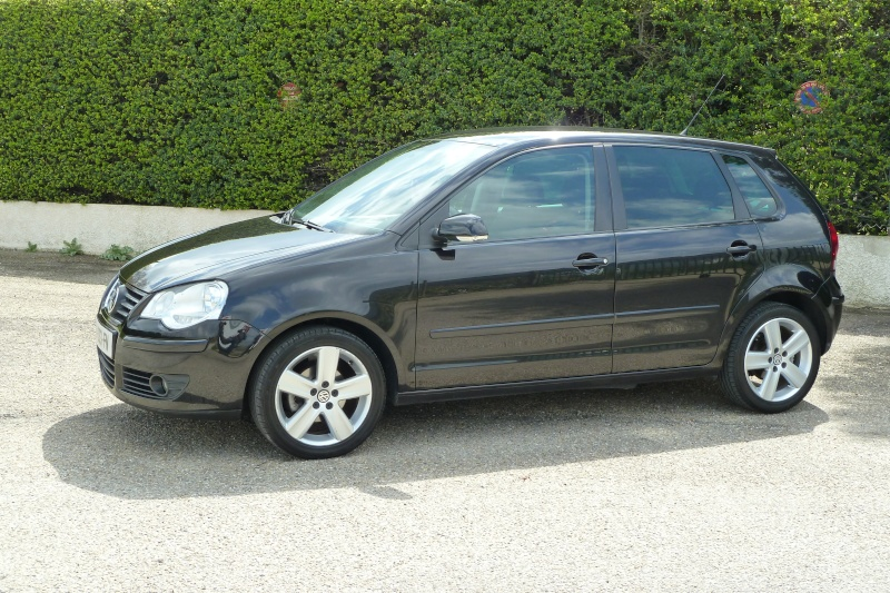 Ma nouvelle voiture  POLO 9N3 TDI 101cv P1030610