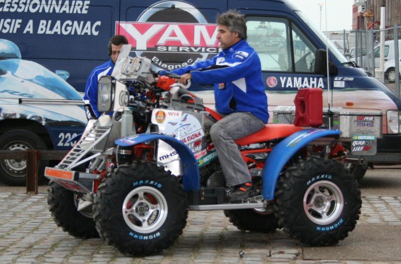verifs - quelques photos des vérifs du Dakar 2009 Dackar27