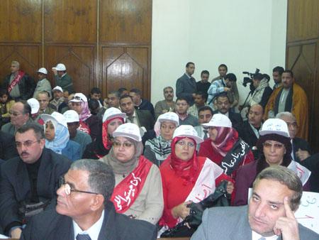 وقفة إحتجاجية علي أعتاب سلم مجلس الدولة بالجيزة P1030218