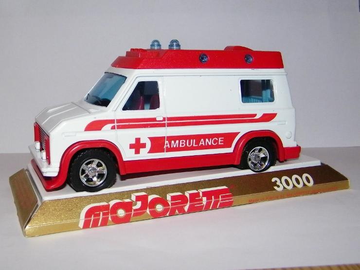 N°3021 Ambulance  101e4310