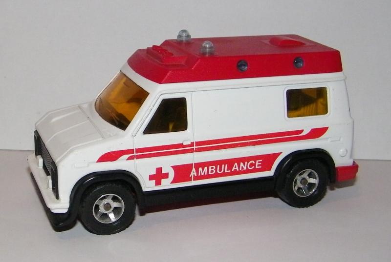 N°3021 Ambulance  3021_v10