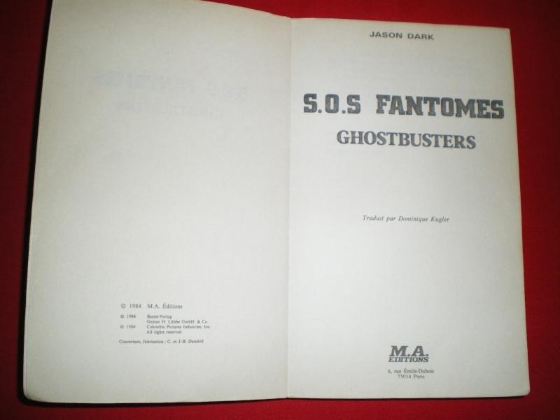 Le livre sos fantomes Imgp2122