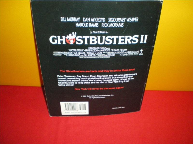Le livre  ghostbusters 2 avec image Imgp2124
