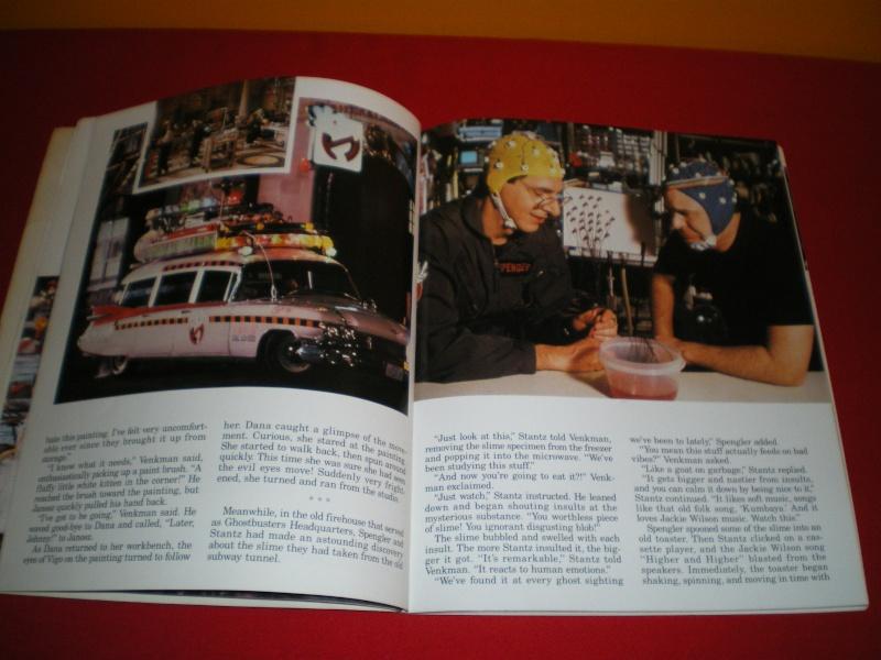 Le livre  ghostbusters 2 avec image Imgp2127
