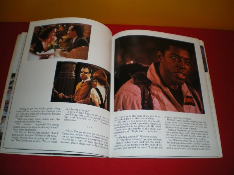 Le livre  ghostbusters 2 avec image Imgp2128