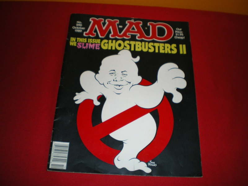 Magasine Mad comics gb1 et 2 Imgp2131