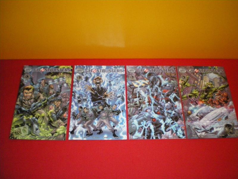 bande dessinée ghostbusters Imgp2135